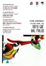 Tutti giu' dal palco: il Festival del Teatro Bertolt Brech