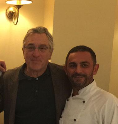 Uno chef… da premio Oscar