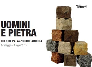 Uomini e pietra, inaugurazione a Palazzo Roccabruna