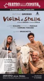 Vicini di Stalla, lo spettacolo in scena al Teatro della Cometa