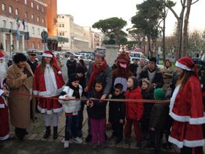 Villaggio di Babbo Natale di Gaeta, un grande successo