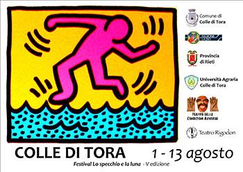 Torna il Festival Lo Specchio e la Luna a Colle Di Tora con il calendario ricco di eventi