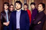 I Wilco in concerto sul palco dell'Estragon di Bologna