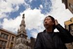 Viaggio in Italia, la mostra dedicata a Wang Guangyi. Da Marco Polo alla Sacra Sindone per la prima volta esposte insieme