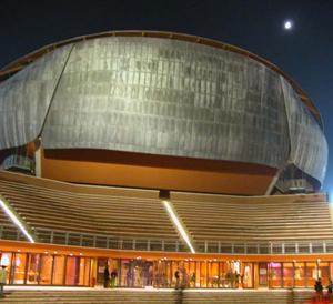 Corde Obliquee e Riccardo Ascani Quintet live all'Auditorium Parco della Musica