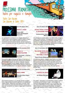 Giufà e il mare a Bolzano, lo spettacolo in scena al Teatro Bertolt Brecht