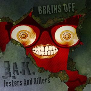J.A.K. Jesters And Killers presentano allo Spazio47 di Aprilia il loro album Brains Off