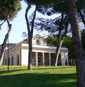 Estate alla Casina di Raffaello di Roma