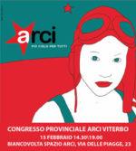 Congresso provinciale Arci Viterbo