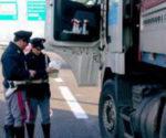 Bilancio incidenti stradali tra il 18 ed il 20 novembre