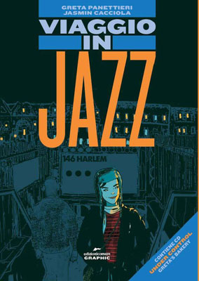 Greta Panettieri in concerto presenta il libro Viaggio in jazz a La Feltrinelli di Roma