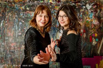 Maria Pia De Vito e Rita Marcotulli in concerto al Monk Club di Roma