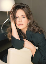 Elena Sofia Ricci in I Blues al Sala Umberto di Roma