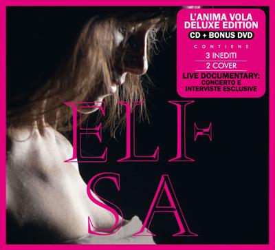 Elisa, è uscito L'anima Vola – Deluxe Edition