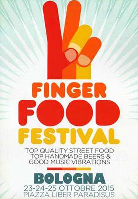 Arriva a Bologna il Finger Food Festival
