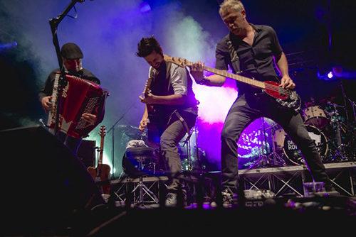 Daniele Ronda, al via da Buccinasco il Diversità Tour. Nella band Folklub anche Pier Foschi, l'ex batterista di Jovanotti