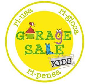 Garage Sale Kids, il primo mercatino dell'usato dedicato ai bambini
