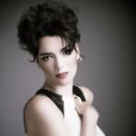 Greta Panettieri live ad Amalfi con l'omaggio a Mina, Non Gioco Più