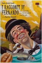 I racconti di Fernando in tour. Appuntamento a Spinaceto e Civita Castellana