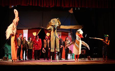 10 e Lode. La chiusura dell'XI edizione di Teatro per le scuole promossa dal Teatro Bertolt Brecht presso il Teatro Ariston di Gaeta