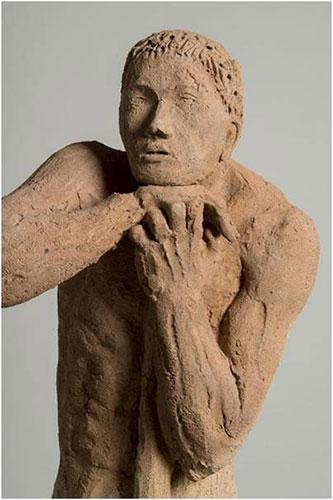 Il Pastore di Arturo Martini, la presentazione del restauro a la Galleria d'Arte Moderna di Roma