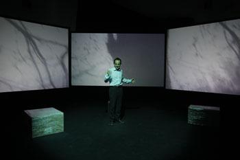 """""""Padroni delle nostre vite/off"""" lo spettacolo teatrale al Complesso San Bernardinoa Toffia"""