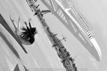 Dancer Inside Brazil: il progetto internazionale di Simone Ghera in mostra all'Ambasciata del Brasile di Roma