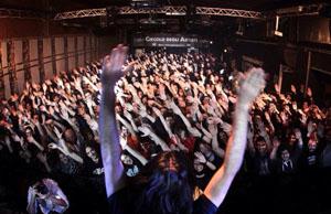 Kutso nel 2013 più di 80 date con il loro Perpetuo Tour