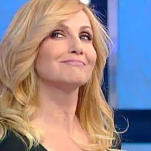 Carlotta Proietti ospite di Lorella Cuccarini a Domenica In, Così è la vita Arrivederci!