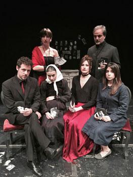 In prima assoluta dalle pagine del romanzo L'ultima madre di Giovanni Greco,  in scena le storie di Maria e Mercedes al Teatro Vittorio Emanuele di Messina