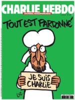 Maometto sulla nuova copertina del Charlie Hebdo
