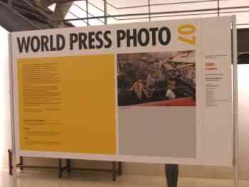 Mostra World Press Photo 2011