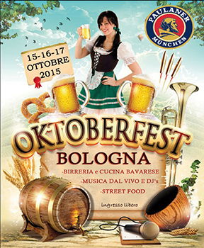 Oktoberfest Bologna al Palapaulaner