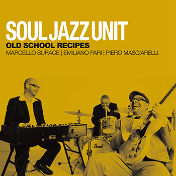 Soul Jazz Unit sul palcoscenico dell'Elegance Café di Roma