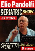 Operetta Mon Amour il concerto spettacolo con Elio Pandolfi al Teatro Ghione