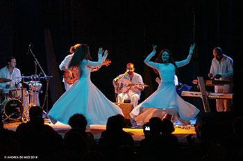 Torna a Formia il Festival dei Teatri d'arte mediterranei