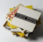 ControCorrente, Riviste, dischi e libri d'artista delle case editrici della poesia visiva italiana