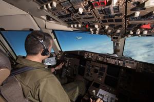 Anti-terrorismo: esercitazione congiunta Polizia di Stato – Aeronautica Militare su dirottamento aereo