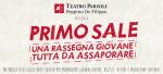 Primo Sale al Teatro Parioli Peppino De Filippo di Roma