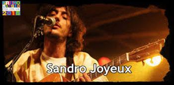 Sandro Joyeux torna a Roma sul palco dell'Eutropia Festival