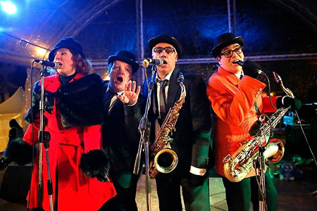 Swing Valley Band, la band in concerto al Teatro Remigio Paone di Formia