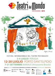Il Teatro Bertolt Brecht al Festival Internazionale I Teatri Del Mondo. Il collettivo formiano partecipa all'appuntamento dedicato al teatro per ragazzi a Porto Sant'Elpidio – Marche