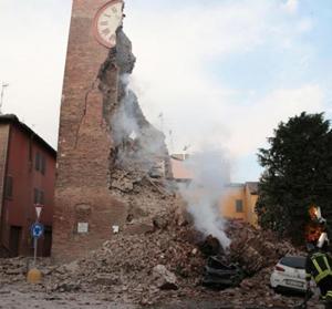 Nuova scossa all'alba a Ravenna: nessun danno a cose o persone
