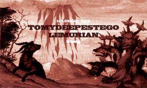 Tomydeepestego e Lemurian in concerto al Parco del Torrione Prenestino di Roma con il Festival delle Culture Indipendenti, Pigneto Spazio Aperto