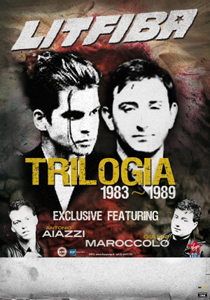 Litfiba, Trilogia 1983-1989, sold out il concerto del 4 aprile