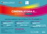 Al via la decima edizione di Cinema, storia e… Un mondo di bambini