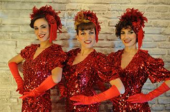 Halloween Burlesque, The night before Halloween e Halloween Party al Club Epòque di Roma