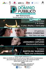 Dominio Pubblico 2014-15 al via gli appuntamenti a Viterbo