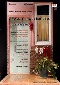 Zeza e Pulcinella, lo spettacolo al Teatro Remigio Paone