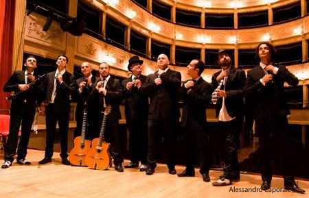 Tra Woody Allen e Django, la Emmet Ray Manouche Orkestra torna live a Roma